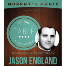 At the Table Live Lecture - Jason England - video DOWNLOAD