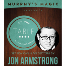 At the Table Live Lecture - Jon Armstrong - video DOWNLOAD