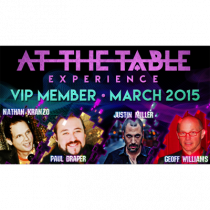 At The Table VIP Member March 2015 video DOWNLOAD