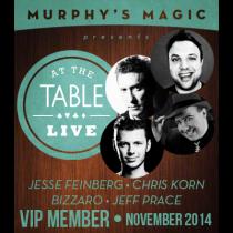 At The Table VIP Member November 2014 video DOWNLOAD