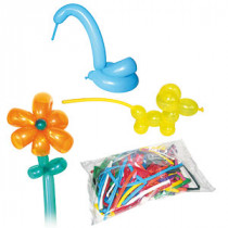 Modellierballone #260 - 100 Stück