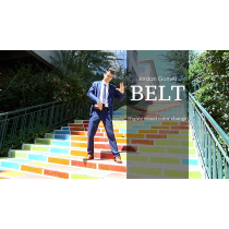 BELT (Black) by Jordan Gomez