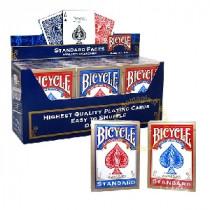 Bicycle Poker Deck - #808 Rider Back (blau)