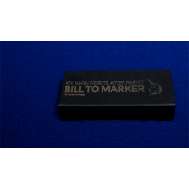 Bill To Marker by Nicholas Einhorn