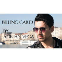 Billing Card by Adrian Vega