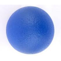 """1.5"""" Schaumstoffbälle 4 cm - (Super Soft) blau"""