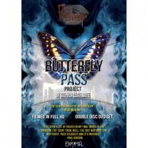 The Butterfly Pass von Stephen Leathwaite DVD