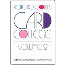 Card College Volume 2 by Roberto Giobbi - Book