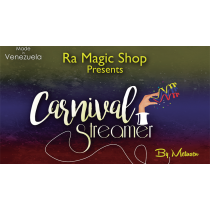 Carnival Through Streamer (White) by Ra El Mago and Metusen