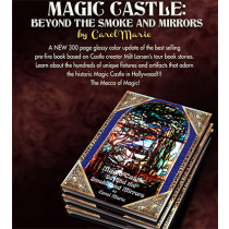 Magic Castle: Beyond the Smoke and Mirrors (Softbound) by Carol Marie - Buch