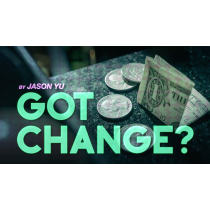 Got Change? by Jason Yu