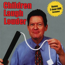 Childrean Laugh louder by David Ginn