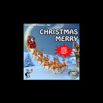 CHRISTMAS MERRY by Daytona Magic