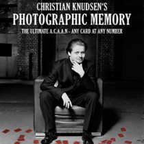 Christian Knudsen's Photographic Memory