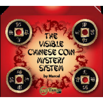 The Visible Chinese Coin Mystery System ( CH015 )  by Marcel and Tango Magic