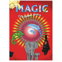 Magic Coloring Book by Vincenzo Di Fatta - gross