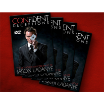 Confident Deceptions (4 DVD Set) by Jason Ladanye