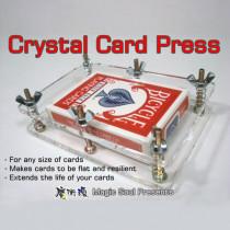 Crystal Card Press  von Hondo & Fon