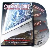 Cutting Edge Cards & Coins 3  Set - Born Dean (DVD)