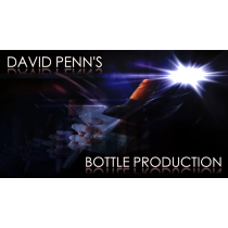 David Penn's Wine Bottle Production (Gimmicks and Online Instructions)