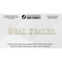 Deal Sealer (DVD & Gimmicks) by Cody Fisher