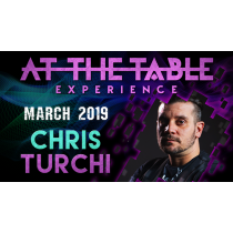At The Table Live Lecture Chris Turchi March 20th 2019 video DOWNLOAD