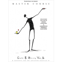 Master Course Cups and Balls Vol. 2 (Spanish) by Daryl - video DOWNLOAD