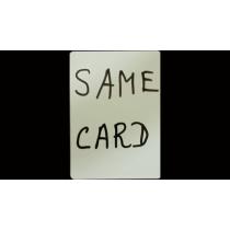 The Same Card by Dibya Guha video DOWNLOAD