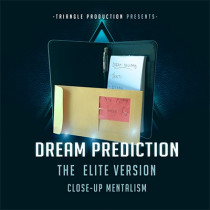 Dream Prediction Elite Version (Wallet) by Paul Romhany