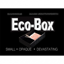 ECO_BOX (Black) by Hand Crafted Miracles & Mark Southworth