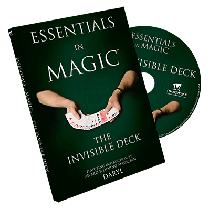 Essentials in Magic Invisible Deck