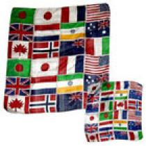 Flaggenseidentuch