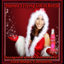 Hamed's Flying Silk in Bottle