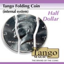 Folding Coin Half Dollar (Internal System) Tango - Münze