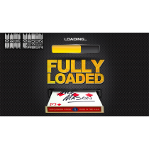 Fully Loaded Red (DVD and Gimmicks) by Mark Mason