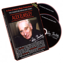 The Signature Magicians Series: Alex Elmsey