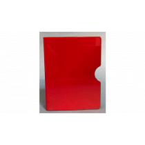 Card Guard Red by Bazar de Magia