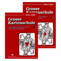 Buchset: Grosse Kartenschule Band 1 + 2