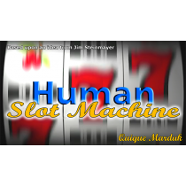 Human Slot Machine by Quique Marduk