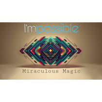 Impossible Red (Gimmicks and Online Instructions) by Miraculous Magic