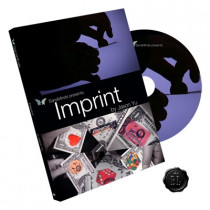Imprint (DVD and Gimmick) by Jason Yu and SansMinds