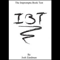 Impromptu Book Test (IBT) by Josh Zandman - eBook DOWNLOAD