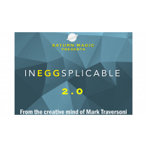 InEGGsplicable 2.0 (Brown) by Mark Traversoni