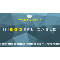 InEGGsplicable (White) by Mark Traversoni