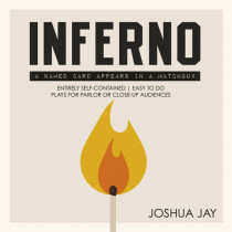 Inferno - von Joshua Jay