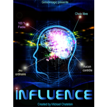 Influence by Mickael Chatelain blau