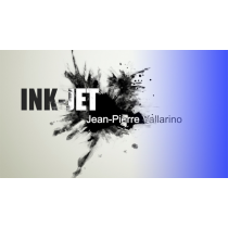 Ink-Jet Blue (Gimmick and Online Instructions) by Jean-Pier Vallarino