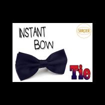 Instant Bow Tie (Blue) by Sorcier Magic