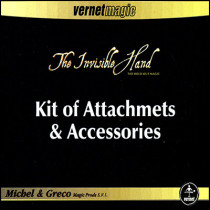 The Invisible Hand Kit of Attachments & Accessories