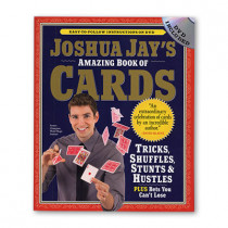 Joshua Jay's Amazing Book of Cards (+DVD)